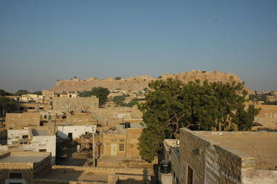 Jaisalmer Fort - Rajasthan - India