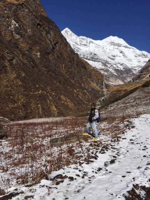 India Travel | Pictures: Trek pindari glacier 11