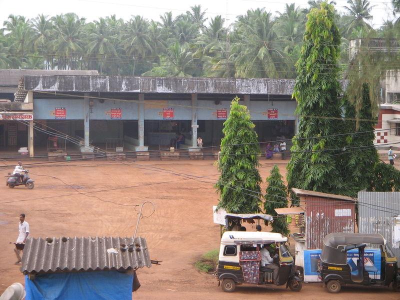 Guhagar Bus Depot