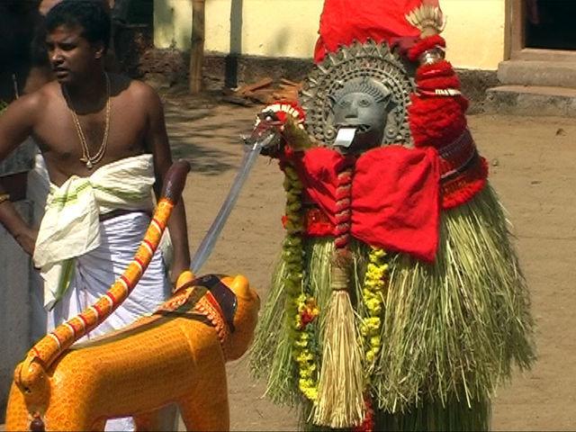 Culmination of Vishnumoorthy