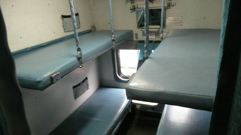 2nd Class 2 Tier Reserved Ac India Travel Forum