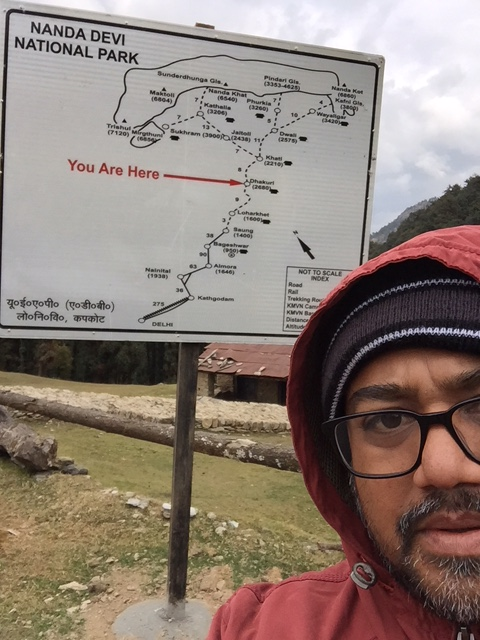 Trek to Pindari Glacier