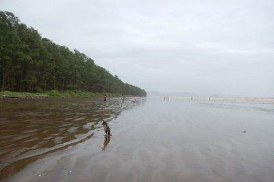 Alibag Beach @ Monsoon