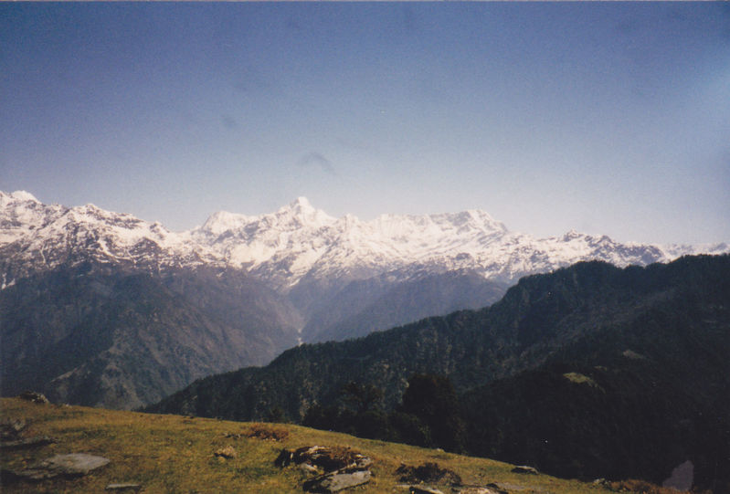 View from Dhakuri 1998