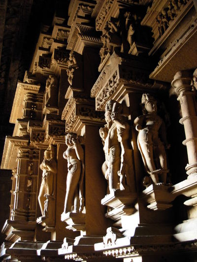 A Khajuraho India Trip Report, with information about Khajuraho attractions...
