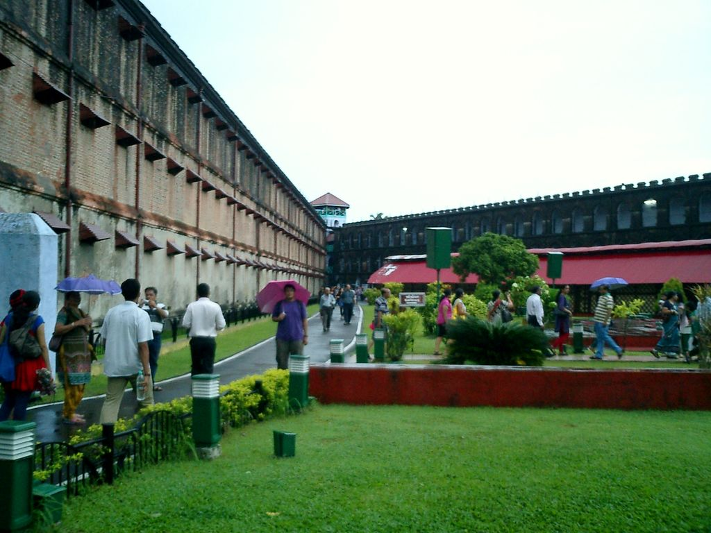 Cellular jail photo gallery Official Website of Andaman Nicobar Tourism A N