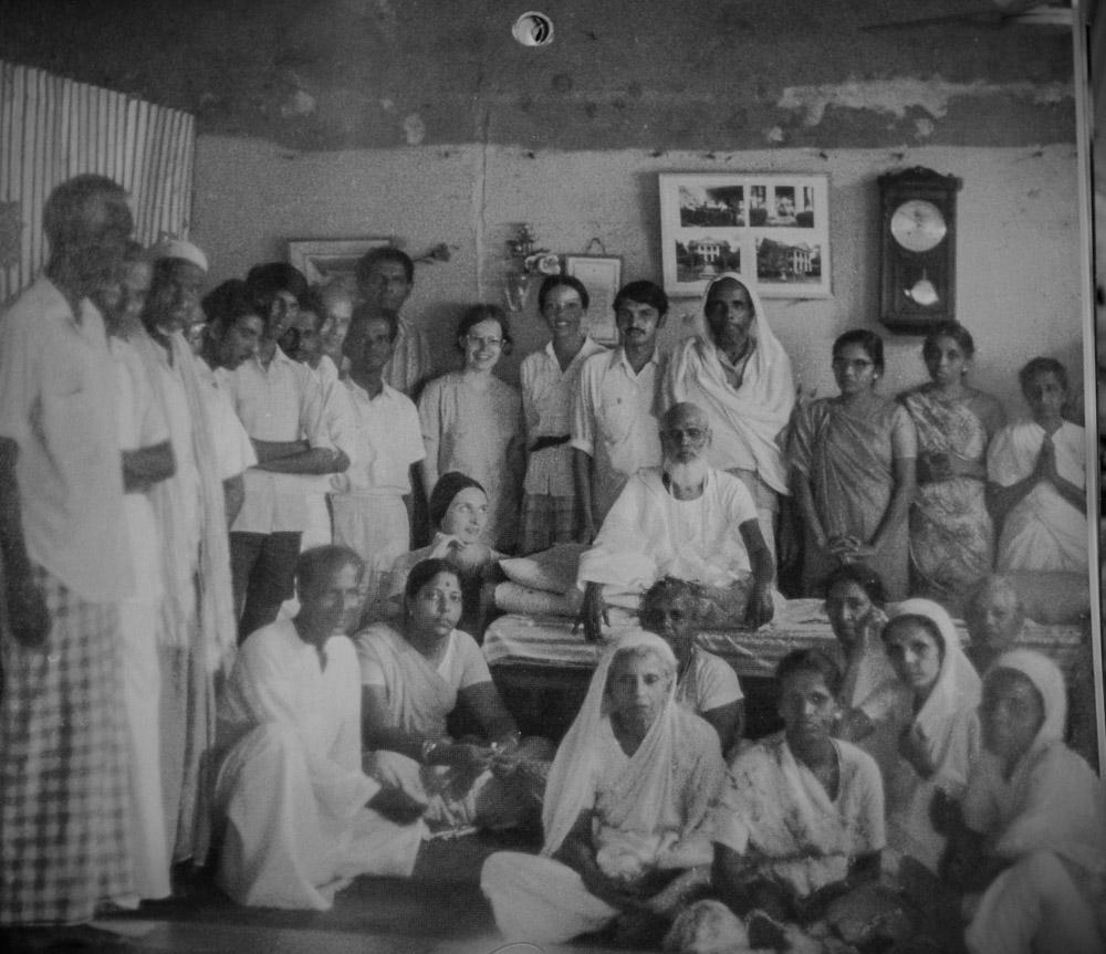 Ashram Ceylon 1972