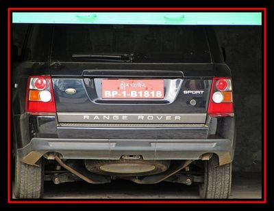 Special Licence Plates for Tibetan owned car - Bir