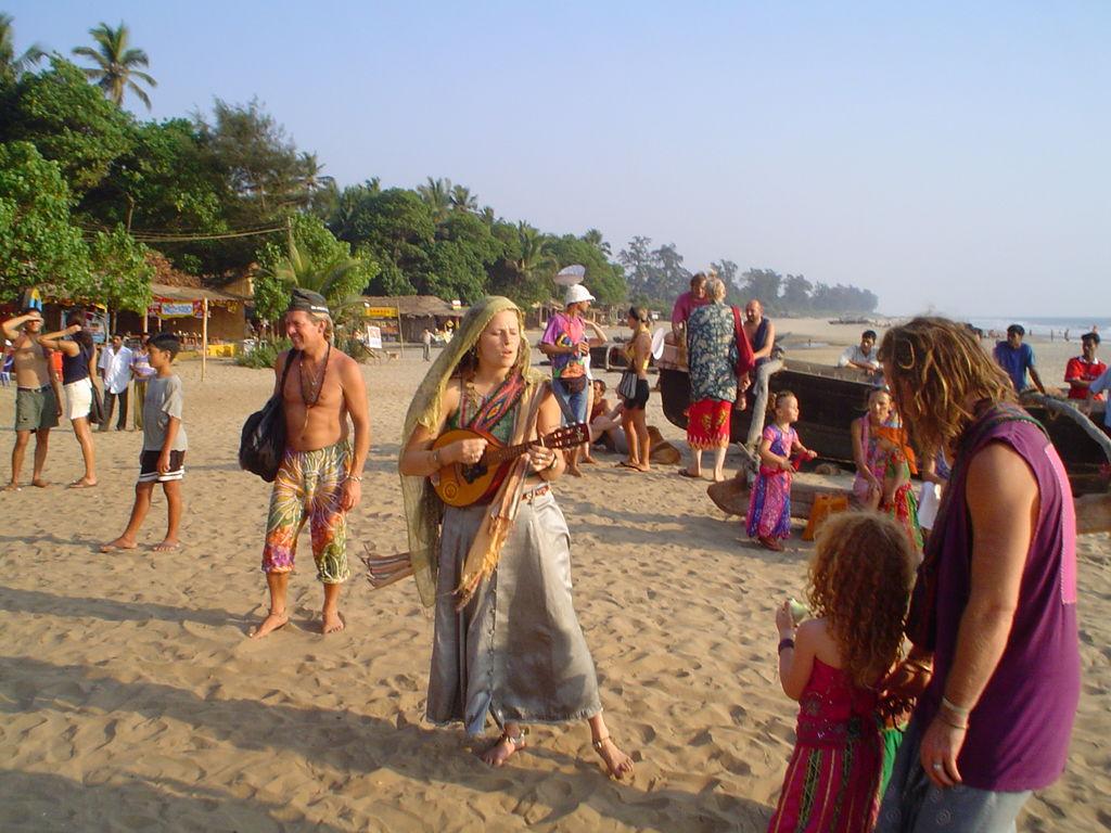 India Travel | Pictures: Hippie dippie magic goa