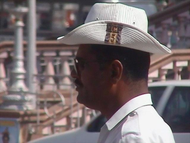 Mysore policeman