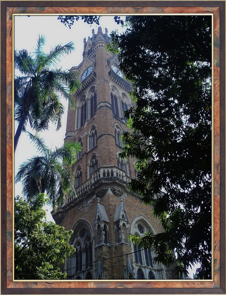 Rajabhai Clock Tower