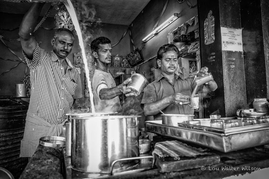 On The Road In Tamil Nadu