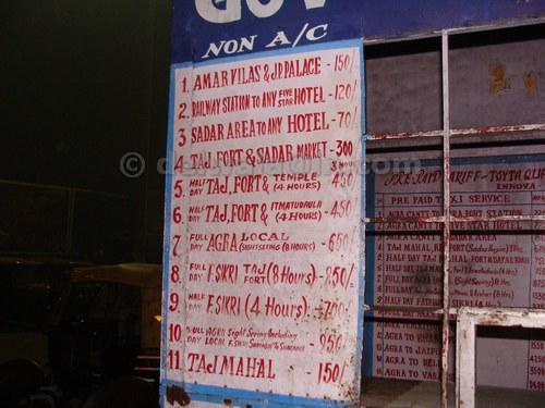 Agra Prepaid Taxi.jpg
