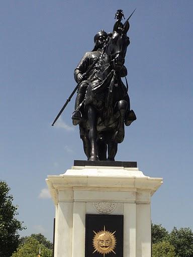Name:  Rana Pratap Memorial Magri Hill.jpg Views: 17984 Size:  32.4 KB