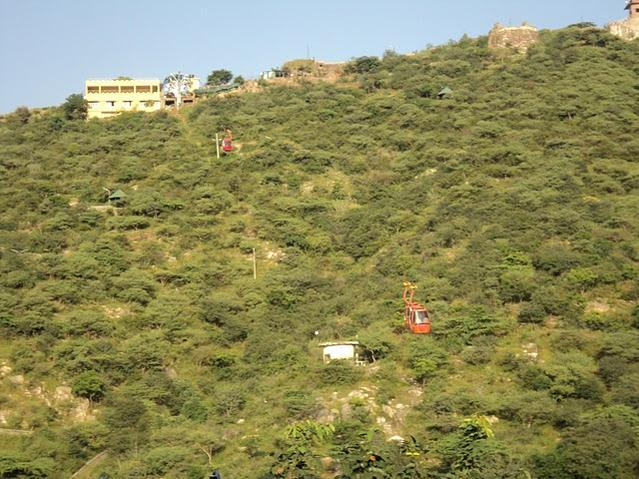 Name:  The Ropeway to Karni Mata Temple.jpg Views: 21342 Size:  68.2 KB