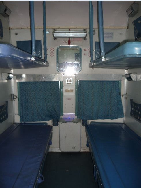 Climbing Into An Upper Berth Shoes On Fan Page 2 India