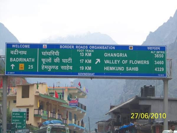 Valley of Flowers & Hemkund Sahib - Page 132 - India