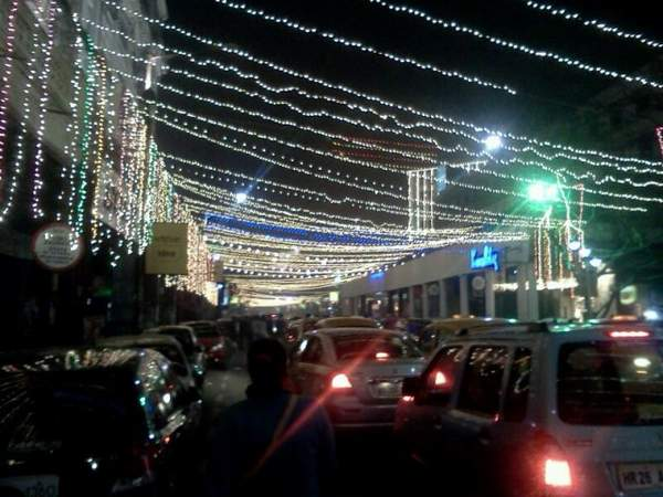 Park Street Kolkata During Christmas.India Travel Forum Kolkata Calcutta Christmas In