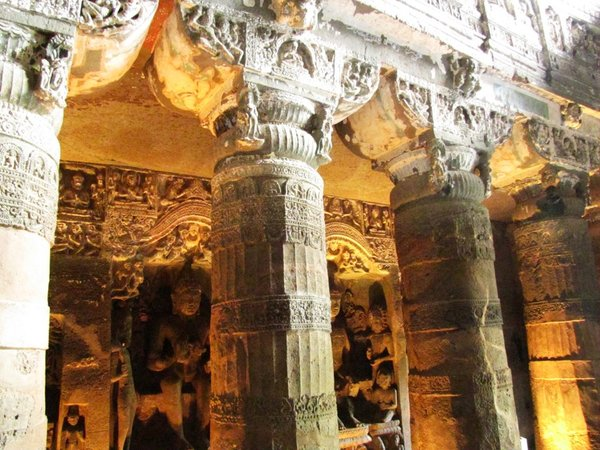 Ajanta Amp Ellora Caves From Pune India Travel Forum