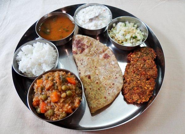 Name:  Diwali Lunch Thali.jpg Views: 17881 Size:  63.2 KB