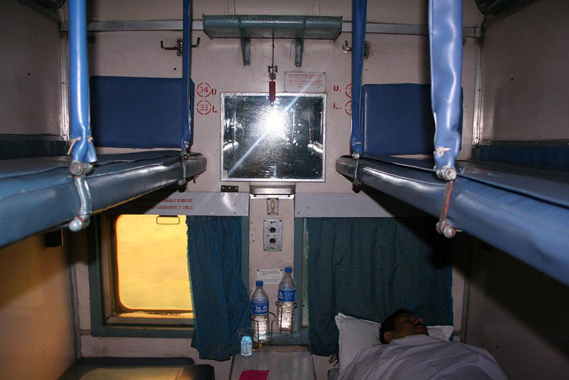 Seating Berths On Trains India Travel Forum