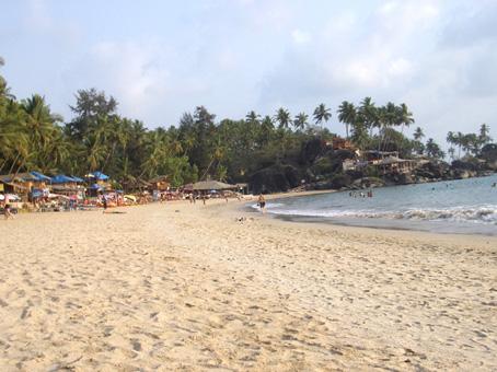 Best Quiet Beaches In Goa