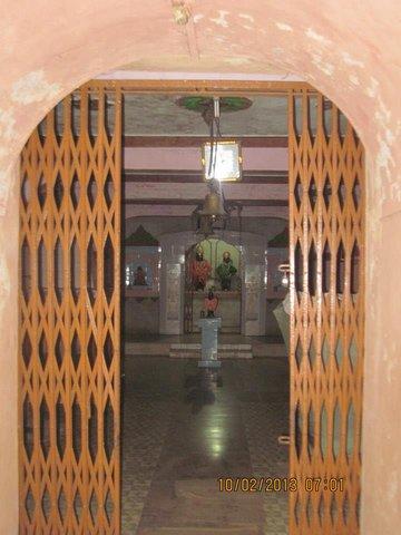 Vitthal-Rakhumai Temple, Dehri.jpg
