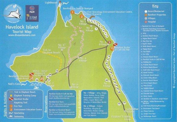 Radhanagar beach andaman and nicobar islands