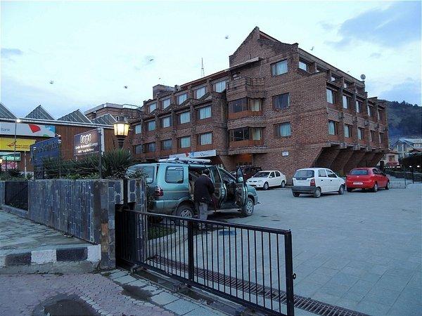 Hotel Shahenshah Palace