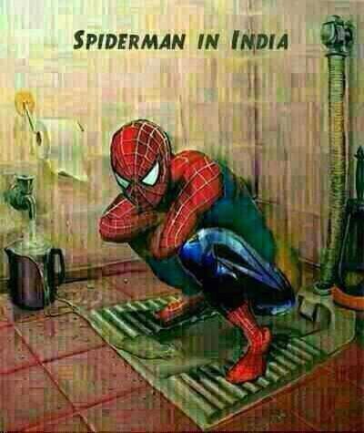 Toilet Spray India