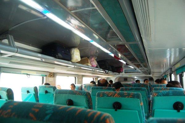 jaipur delhi dee double decker ac chair class india travel forum