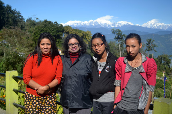 Trip Report Sikkim Old Silk Route  Nov 2013