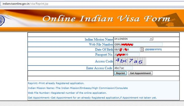 India Travel Forum For Citizens Of Other Countries Visa And Pio Oci Questions Visa Online Payment Cock Up In The Uk