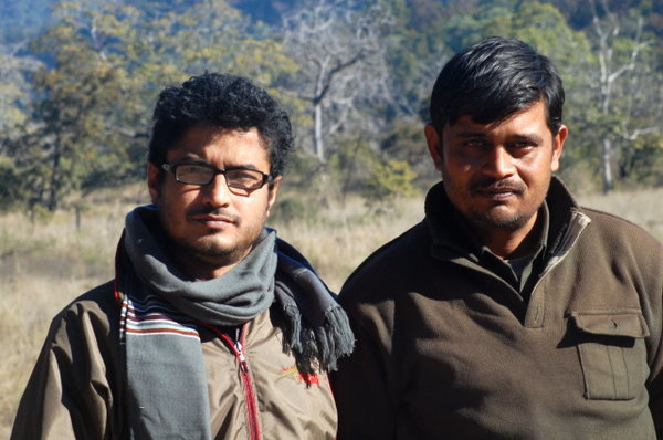 Myself & Our Guide Maheshji.jpg