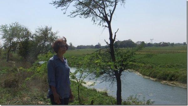 Tamsa  – 25 kilometers south of Ayodha.jpg