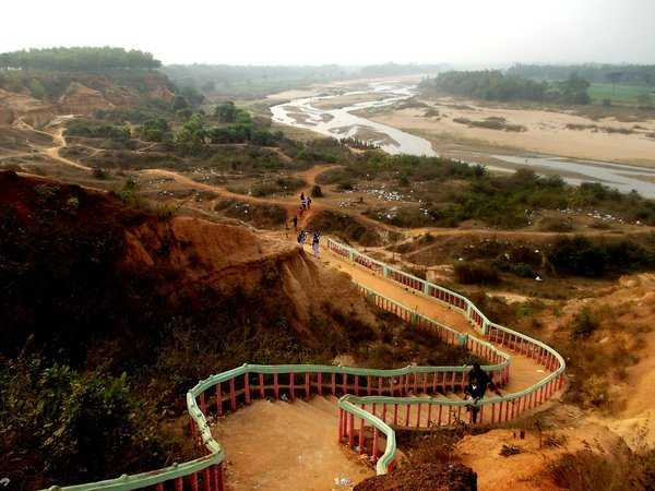 Gongoni – the Grand Canyon of Bengal - India Travel Forum ...