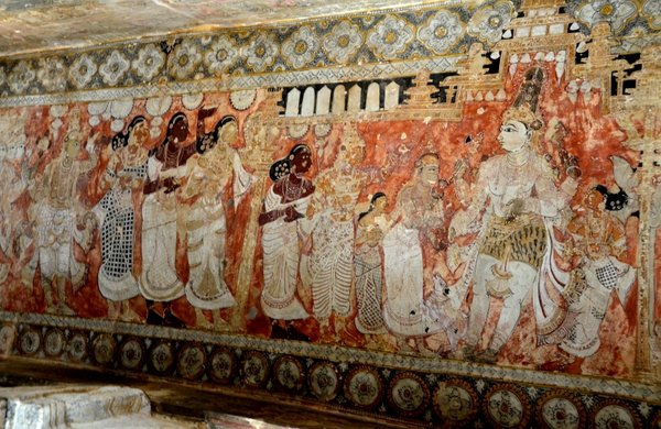 Lepakshi Painting on wall.jpg