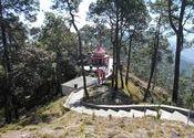 Kasar Devi Temple by anilkv.  Tags: Uttarakhand, Uttarakhand, Almora, temple, kasar devi.