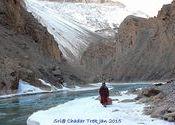 Chadar Trek 2015 by hermetic.  Tags: Jammu and Kashmir, Ladakh, trek, 2015.