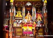 Deities in buddhist temple by vaibhav_arora.  Tags: kalpa, temple, buddhist.