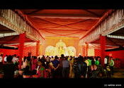 Durga Puja Jaipur 1 by vaibhav_arora.  Tags: Rajasthan, Jaipur, Durga Pooja, Durga Pooja, durga.