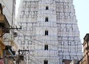 Govindaraja Swamy Temple - Tirupati by vijkrish.  Tags: Tirupati, Andhra Pradesh, tag this document, temple.