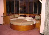 View of my room-Honeymoon Suite,Hampi by Stanley G.  Tags: Hampi, Karnataka, View from My Room, honeymoon.