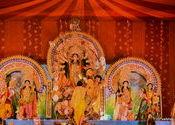 Durga Puja Jaipur2 by vaibhav_arora.  Tags: Rajasthan, Jaipur, Durga Pooja, Durga Pooja, durga.