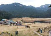 Khajjiar in January 2015 by pwnsingh43.  Tags: Himachal Pradesh, Khajjiar, khajjiar hp, january, 2015.