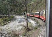 Joyride on Toy train, Kalka-Shimla Railways by Bias_Traveller.  Tags: Himachal Pradesh, Shimla, Trains, Trains, Trains, Toy Trains, Toy Trains, kalka shimla, kalka.