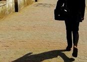Walking by aarosh.  Tags: Maharashtra, Navi Mumbai, walking.