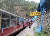 The Beautiful Barog Station, Kalka-Shimla Railways by Bias_Traveller.  Tags: Himachal Pradesh, Shimla, kalka, kalka shimla, barog.