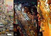 Three Shots .... by Lou Wilson.  Tags: Chennai, Chennai, Tamil Nadu, City Life, Transportation, chai.