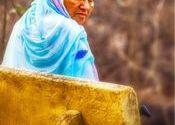 Senior Citizen by aarosh.  Tags: Maharashtra, Older Travellers, Older Travellers.